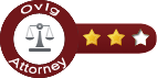 OVLG Of Counsel Attorney Badge