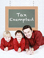 OVLG Tip Of The Week: Get Tax Exemptions on the Amount You're Using for Raising Your Children