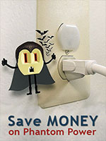 OVLG Weekly Waterfall Tip: Reduce Phantom Power Waste & Save Money