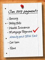 OVLG Tip Of The Week: Make January's Mortgage Payment Before December 31 and Save Money