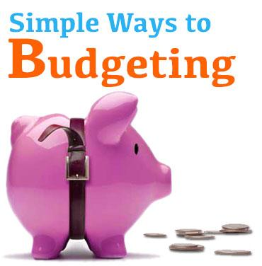 Simple budgeting tips to avoid desperate debt relief measures