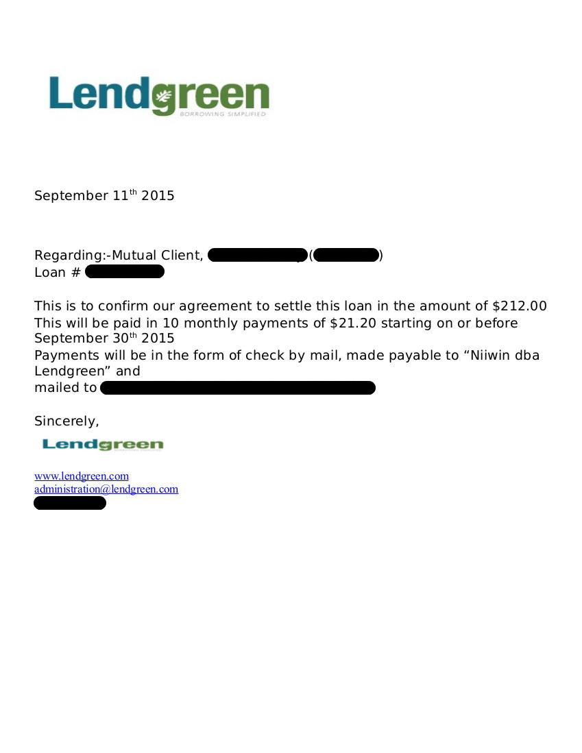 Saved $328.5 with Lend Green for Client RR