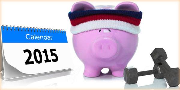 5 Financial fitness tips for the New Year