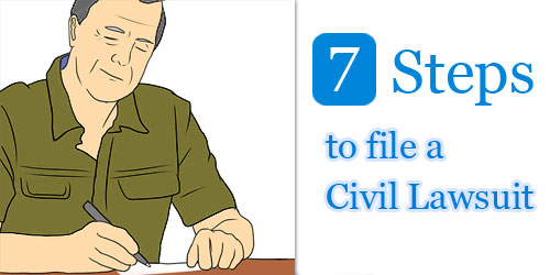 Defamation - 7 Crucial steps you need to take to file a civil lawsuit