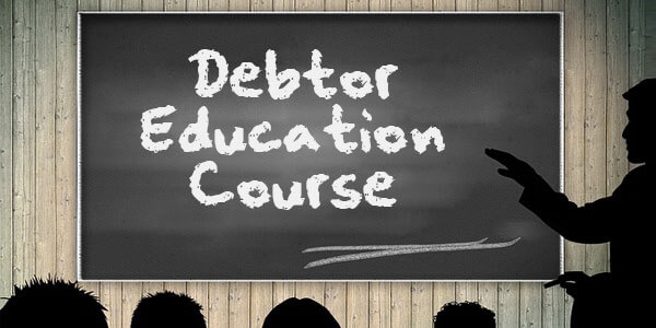 All you need to know about debtor education course in bankruptcy