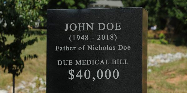 Are you liable for your deceased parent's medical bill?