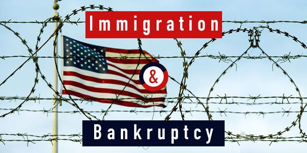 Will your immigration be affected by Bankruptcy?