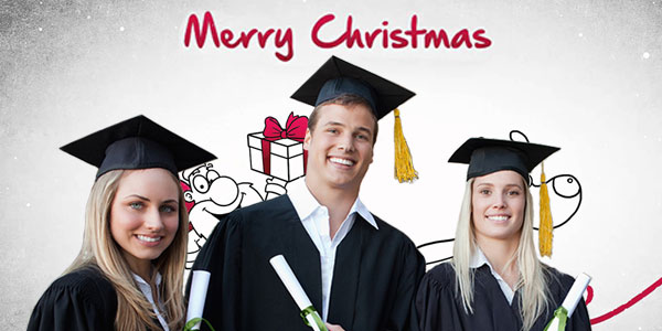 Don't let the student loan debt upset your Christmas celebrations