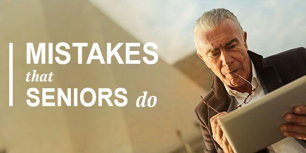 Money mistakes pushing seniors toward bankruptcy