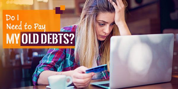 Should You Pay Off Your 7+-Year-Old Credit Card Debt?