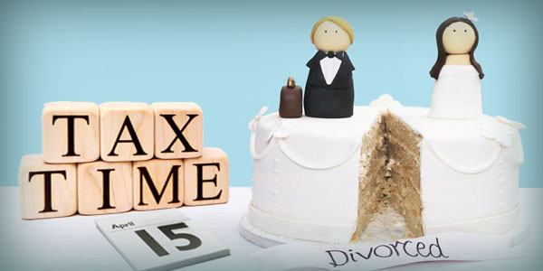Divorce and tax debts