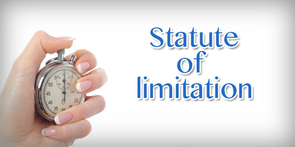 Statute of Limitations on debt