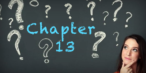 Is chapter 13 bankruptcy right for you? Why?