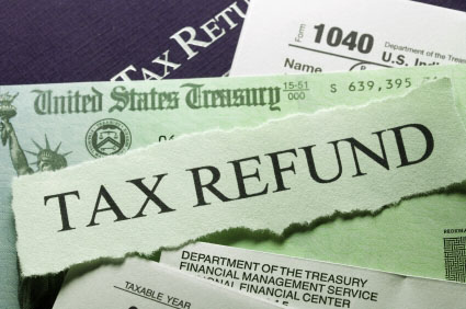 Considering tax refunds when filing for bankruptcy