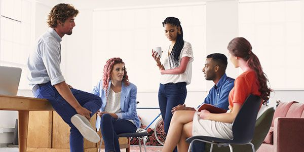 Are millennials comfortable in discussing their debts?