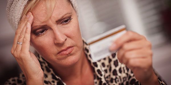 Bipolar & debt: Repairing credit when you are not on your own