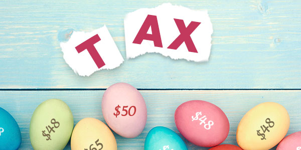 Do charity to get tax write-offs this Easter