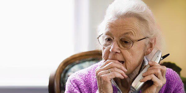 how-can-an-elderly-avoid-collection-calls