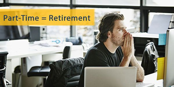 How you can shift to part-time work before retirement