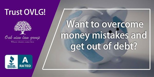 Want to overcome money mistakes and get out of debt? Trust OVLG!