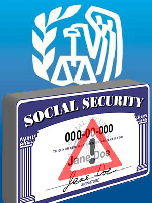 Don't insult the IRS. It'll put your Social Security benefits at risk