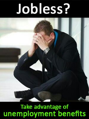 Trigger income even when you don't have a job - Claim unemployment benefits