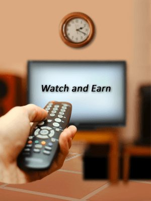 Be a professional TV watcher and earn