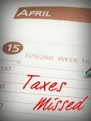 Couldn't file your tax return within April 15? Use form 4868 to get an automatic extension.