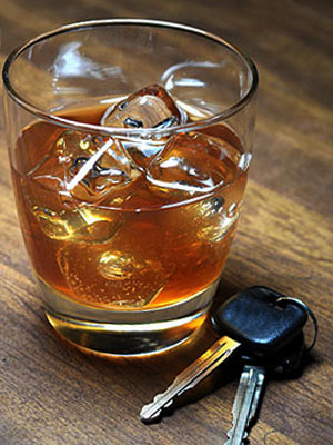 Don't drive under the influence of alcohol. if you do, then pay $4,160 as penalty