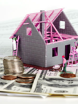 Don't put in too much of your dollars for house renovation