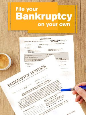 File Your Bankruptcy on Your Own and Save Attorney Fees