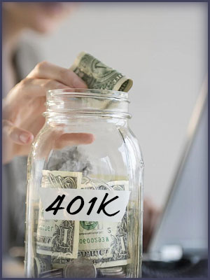 Max out your 401 k contributions