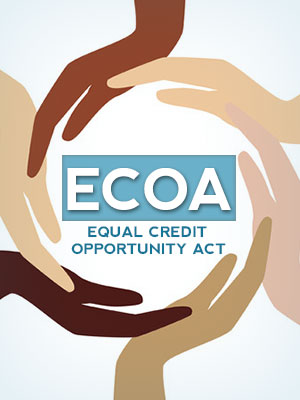 Treated unfairly by the creditor because of your sex? Use ECOA for your benefit