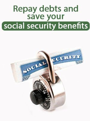 Repay Your Debts to Save Your Social Security Benefits