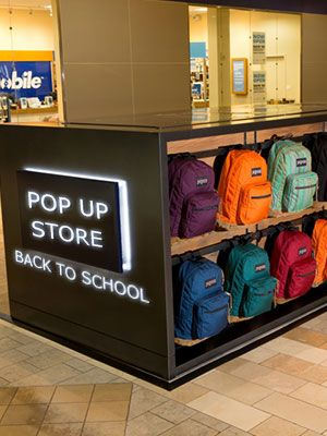 shop from pop-up stores