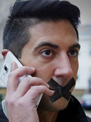 Don't be goofed up: Verify who's calling before giving account details