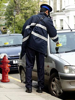 Don't park your car within 15 feet of a fire hydrant