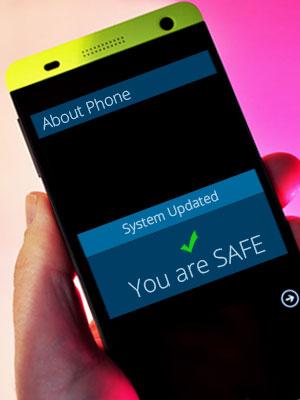 update your smartphone