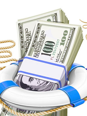 Protect yourself from hungry creditors and greedy collectors by filing bankruptcy.