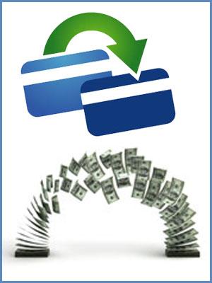 Reduce your debt using credit card balance transfer
