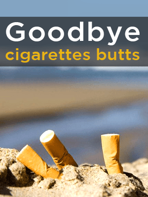 Avoid Smoking In The Beaches & Public Parks