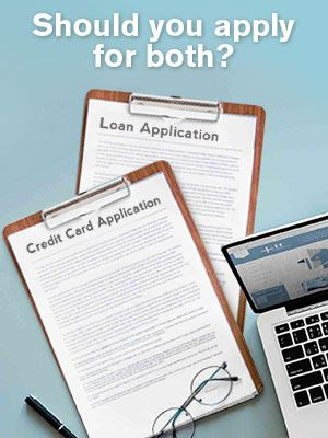 New Credit Card Before Opting for a Loan