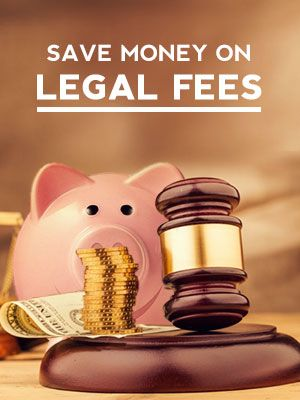 Save Money on Legal Fees