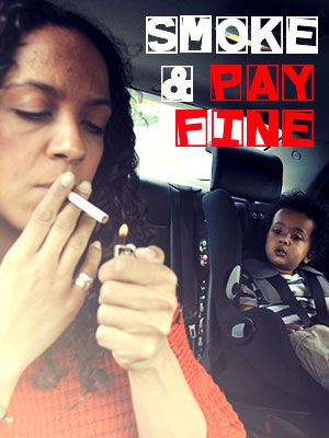 Stop Smoking In Cars