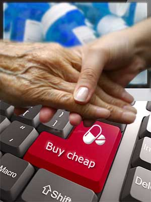 Stop parents from buying cheaper drugs online for the sake of their health and wealth