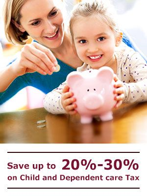 Take Benefits of Child and Dependent Care tax Credit to Save Money