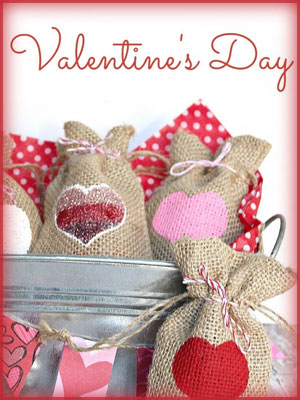 Thrifty gift ideas for this Valentine's day