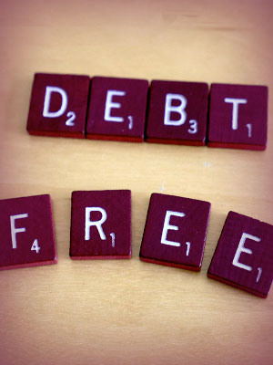 Use up your unexpected windfall to wipe out debt