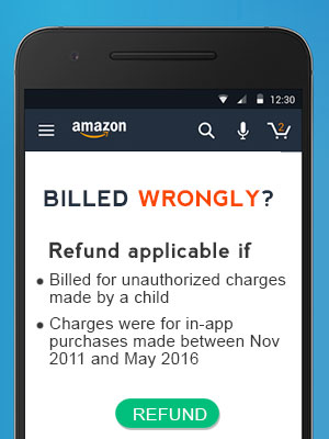amazon offers a refund
