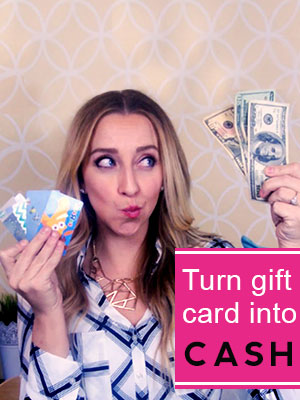 Sell unwanted gift cards and get cash in 2017